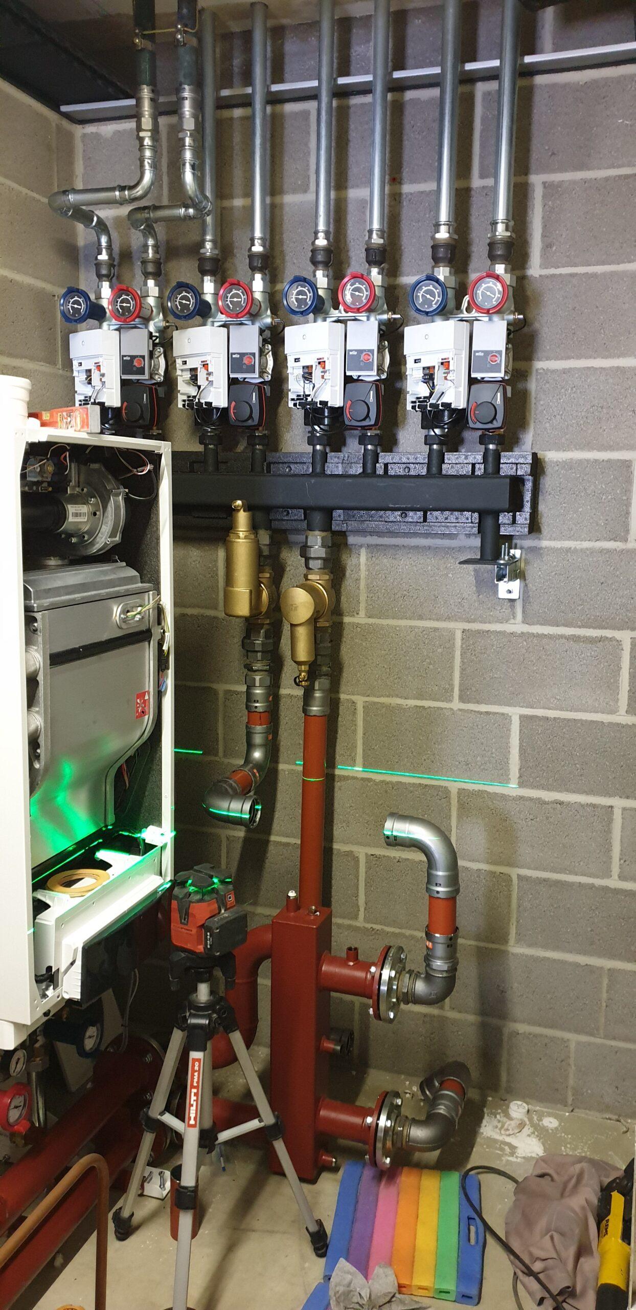 Installatie door Thermolux